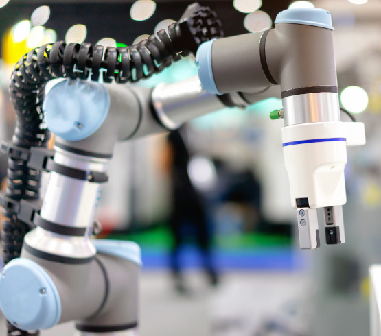 RoboticArmShot